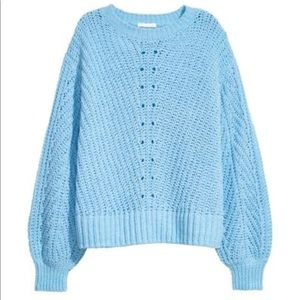 Knit Chenille Sweater